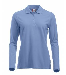 Polo Classic Marion L/S New Wave NW-028247