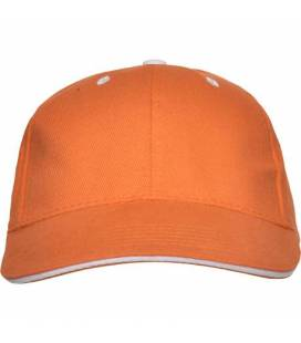Gorra Panel. Roly 7008 (Pack 25 uds)
