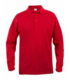 Polo Basic L/S Junior New Wave NW-028233